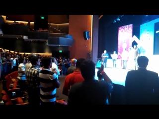 Baahubali 2 Teaser _ Standing Ovation To Baahubali Team _ Baahubali2 First Look