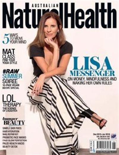 Australian Natural Health – January 2016