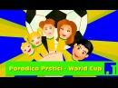 Porodica Prstići - Svetsko prvenstvo u fudbalu 2014