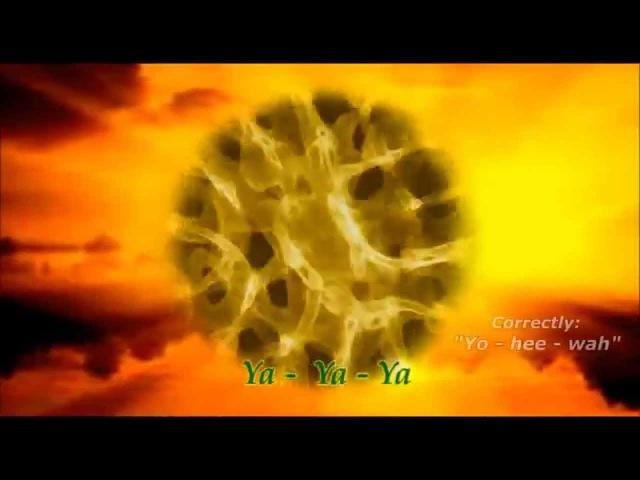 Гимн индейцев Чероки восходящему Солнцу ◄КИМАТИКА ☼ ЗВУКА►