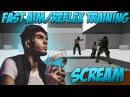 CS:GO   ScreaM Fast Aim/Reflex Training [CSGO shooting training]