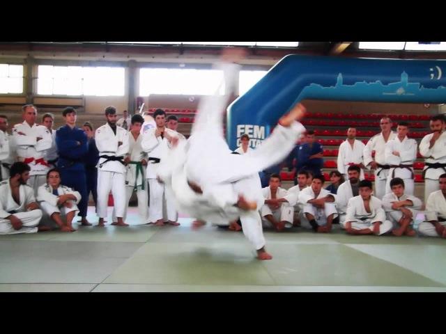 The Amazing Judo Throws of Georgii Zantaraia