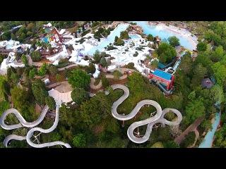 Dji Phantom Disney World's Blizzard Beach