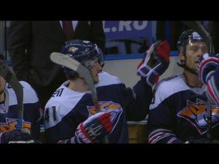 Первый гол Томаша Филиппи в КХЛ / Tomas Filippi scores his first KHL goal