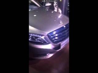 Новый Mercedes Maybach s600 Pullman