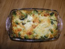 Запеканка с брокколи видео рецепт Вторые блюда