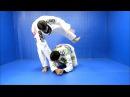 Surpreenda seu oponente com um estrangulamento acrobático no Jiu-Jitsu