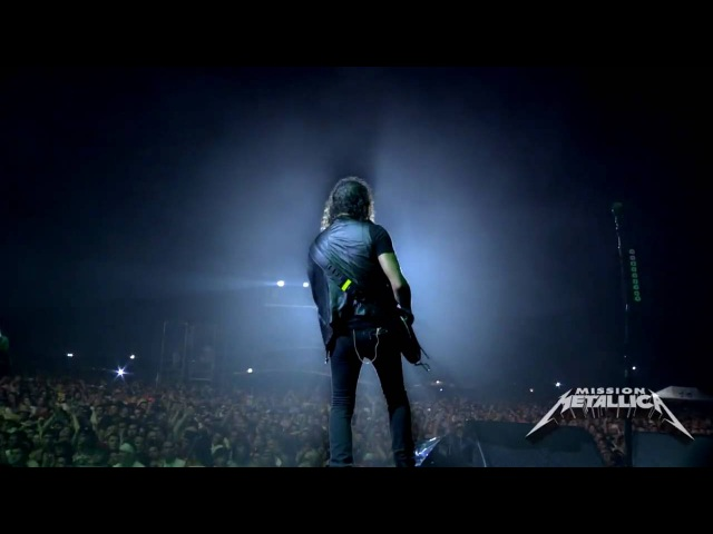 Metallica Fade to Black in real HD awesome