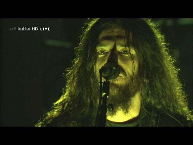 Machine Head - Live At Wacken 08-04-2012 [High Quality]