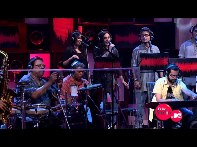 Pinjra Shantanu moitra feat Swanand Kirkire Bonnie Chakravarty Coke Studio @ MTV Season 2