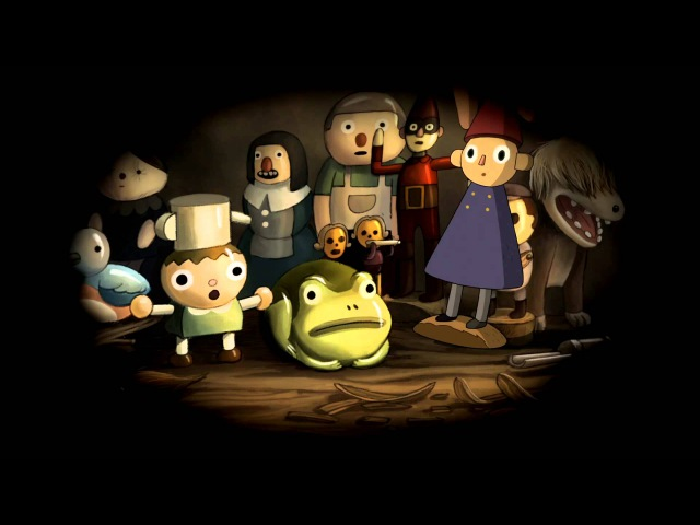 Over the Garden Wall Into The Unknown Theme Song Full Version