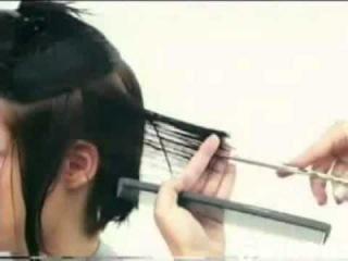Dạy cắt tóc nữ ngắn đẹp Tony&Guy - Hà nội  -
