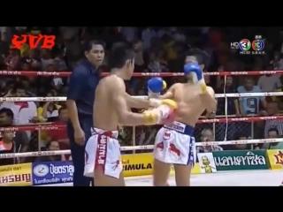 Epic muay thai ko compilation
