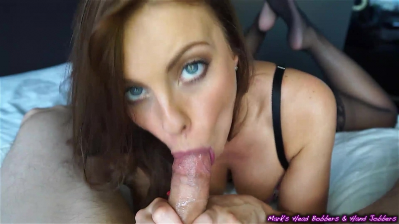 Blonde Gf Oral Creampie