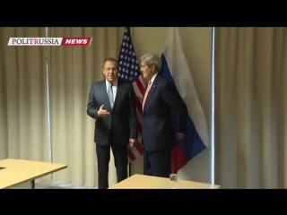 Глава Госдепа предложил Лаврову сократить расстояние между делегациями