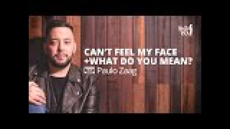 Can't Feel My Face What Do You Mean Paulo Zaag mashup cover of Justin Bieber and The Weeknd