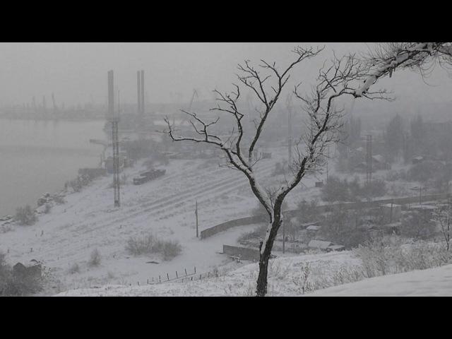 Керченская зима