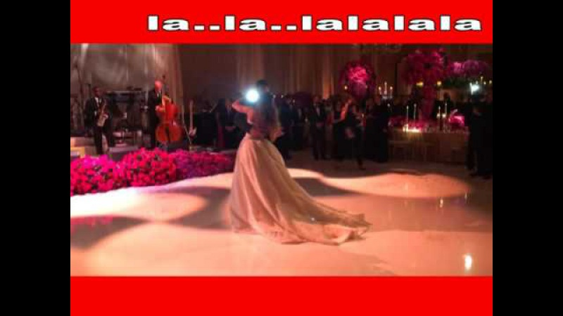 Sofia Vergara's Joe Manganiello First Dance As Husband And Wife