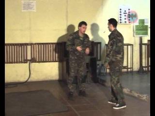 Военное самбо спецназа