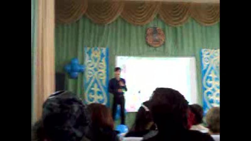 Талдыкорган 6 школа конкурс Айголек Сейтханов Айдын