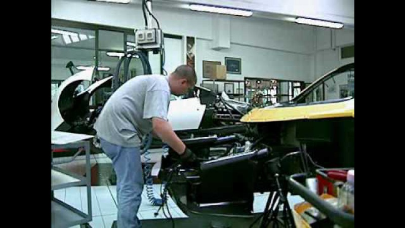 Discovery Channel - Pagani - Building the Zonda