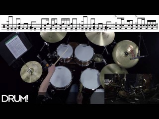 Groove Analysis: Tommy Clufetos