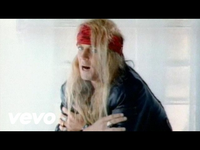 Poison - Something To Believe In (Official Video)