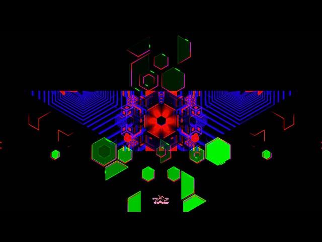 Merkaba solar ohm visual mix
