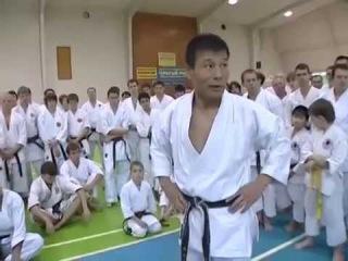 Семинар Микио Яхары в России, часть 1  (Seminar Mikio Yahara 2009)