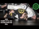 Judo Sambo Style Iatskevitch Arm Bar Juji Gatame roll Tutorial