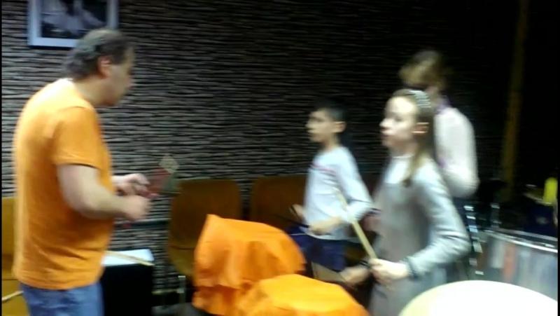 Школа ударных Самбатерия