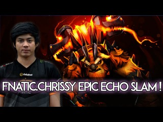 EPIC ECHO SLAM vs. WG.U Dota 2