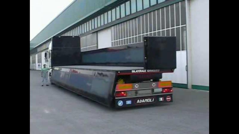 Adamoli Truck srl RIBALTABILE BILATERALE