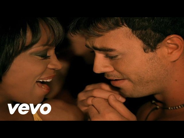 Whitney Houston, Enrique Iglesias - Could I Have This Kiss Forever (Video Version)