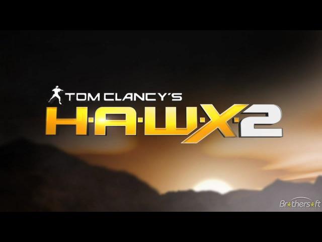 Прохождение игры HAWX 2 с комментариями. Часть 1 Тренировка и Квалификафия