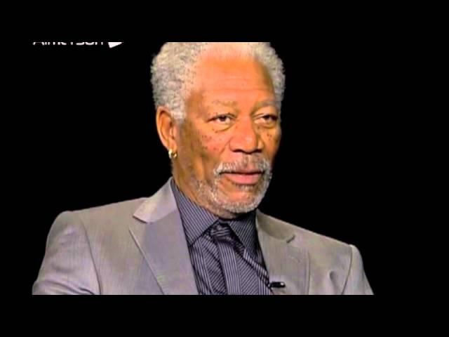 Morgan Freeman recites 'Invictus' from memory on Charlie Rose