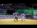 KAIDAROVA Alima KAZ vs RANILE Royda Jane PHI F 29kg