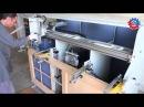 WD 200 Автоматический станок для фрезеровки дверного полотна под петли замок, Турция