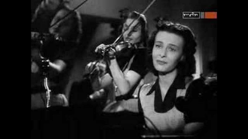 Ilse Werner Mein Herz hat heut Premiere 1942