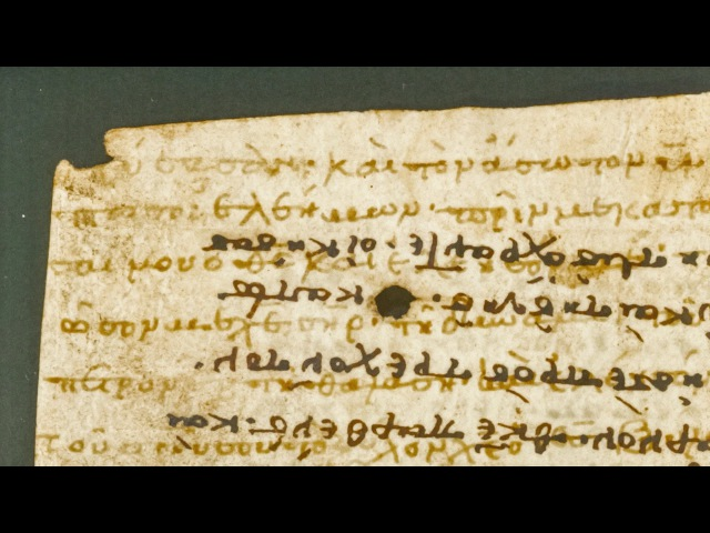 How I'm discovering the secrets of ancient texts Gregory Heyworth