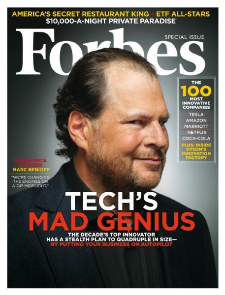 Forbes USA September 13 2016