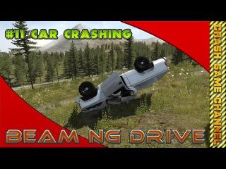 Beam NG Drive #11 Car game crashing. Crash Test.