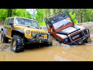 RC Extreme Pictures  RC Cars OFF Road 4x4 Adventure  Mudding 4x4 Trucks Jeep VS Land Rover