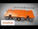 Clever Autonomy for Mobile Robots KUKA Navigation Solution