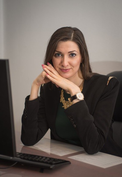 Екатерина Менщикова