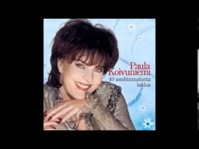 Paula Koivuniemi - Sen siksi tein