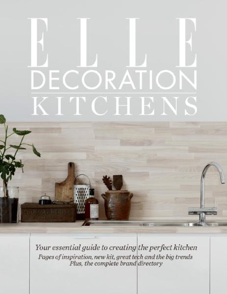 Elle Decoration Kitchens 2016