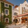 Термальное озеро в Хевизе (Венгрия)! Park Hotel