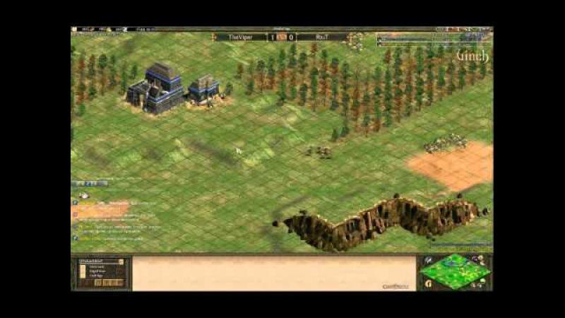 Arabia 1v1 QF TheViper azt vs azt RiuT Game 2 by Vinch