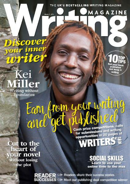 Writing Magazine August 2016